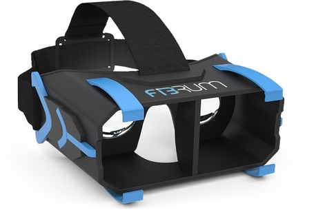d4c2b228c72 The VR Shop - Unboxing   Hands on Review - Fibrum Pro