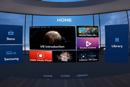 Take screenshots and capture videos on Samsung Gear VR