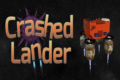 The VR Shop - Crashed Lander - Steam VR Review