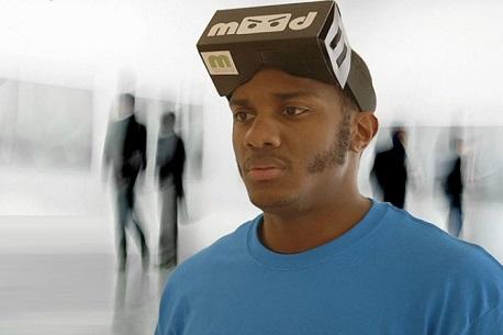 M8D VR Headset