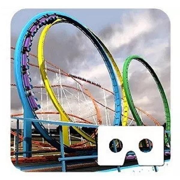 VR Roller Coaster (Google Cardboard)