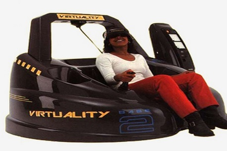 Virtuality Gaming System