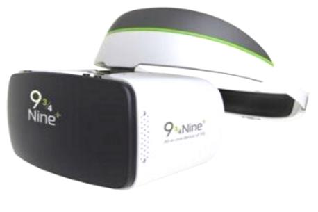 9 3/4 VR Headset