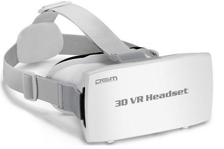 DEIM 3D VR Headset