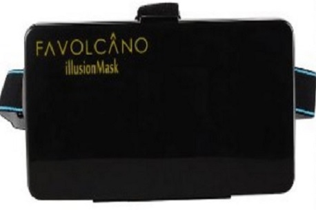 Favolcano Illusion Mask