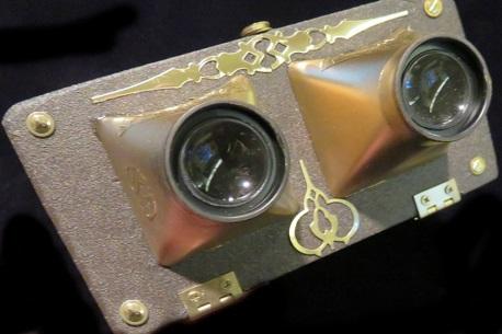 Google Brass (Steampunk)