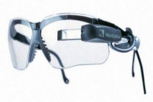 MicroOptical MV-1
