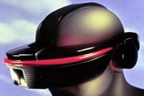 Sega VR Powered Shades