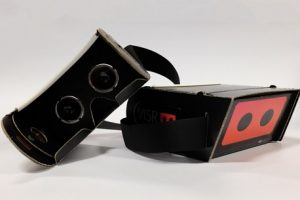 VISR Pro Cardboard