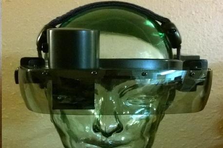 Virtual Vision Eyeman