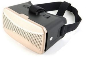 Gold GYD VR Headset