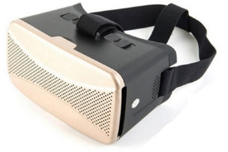 Gold GYD VR Headset