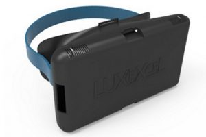 Luxexcel VR