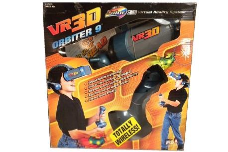 VR 3D: Orbiter 9