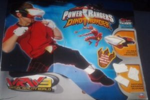 Virtual Reality World 3 (Power Rangers)