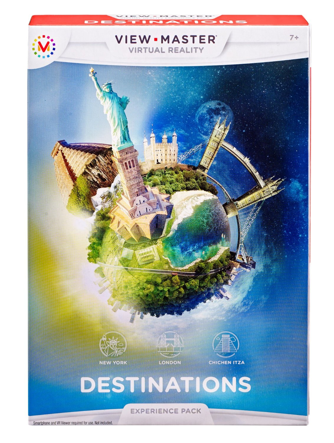 Viewmaster VR: Destinations Experience Pack