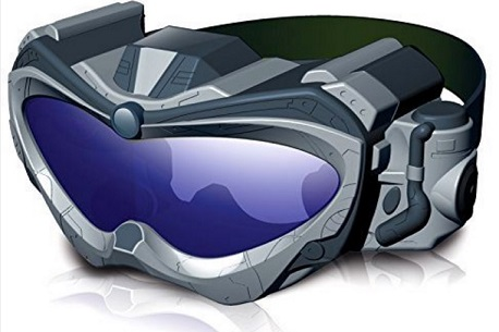 Avengers: Age of Ultron Vision Goggles