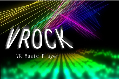 VRock VR Music Player