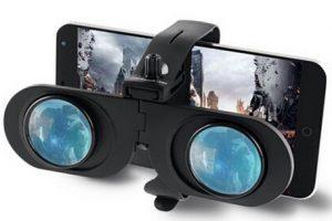 Portable VR