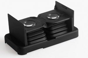 Lightweight Portable 3D VR