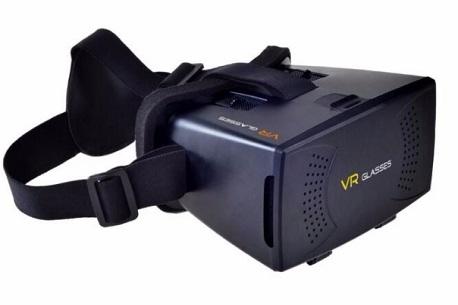 Polarized VR Glasses