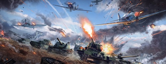 The VR Shop - War Thunder - Steam VR Review