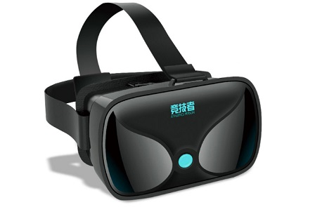 VR Athletics Person