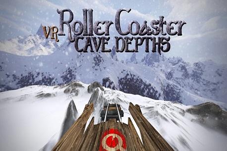 VR Roller Coaster: Cave Depths