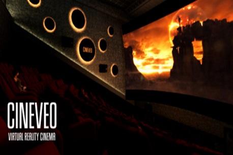 CINEVEO - VR Cinema (Steam VR)