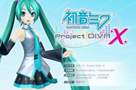 Hatsune Miku: Project DIVA X (PSVR)