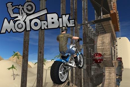 Motorbike (Oculus Rift)