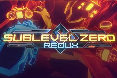 Sublevel Zero (Steam VR)