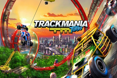 TrackMania Turbo (PSVR)