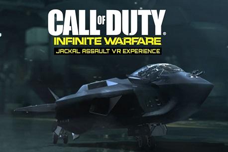 Call of Duty: Infinite Warfare, Jackal Assault VR Experience
