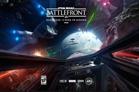 Star Wars: Battlefront (Rogue One: VR Mission)