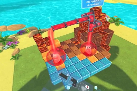 Water Bears VR (Steam VR)