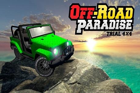 Off-Road Paradise: Trial 4x4 (Oculus Rift)