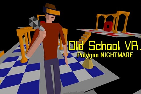 Polygon Nightmare (Oculus Rift)