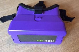 VR Box Duel Lock (Mobile VR Headset)