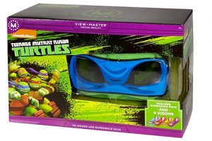 View Master Teenage Mutant Ninja Turtles