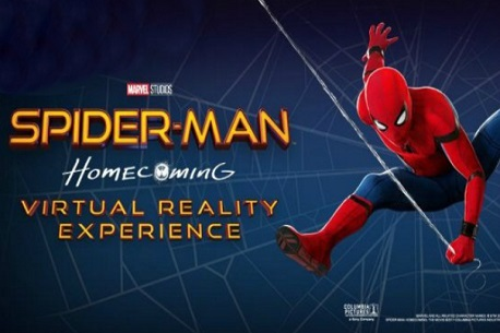 Spider-Man: Homecoming - Virtual Reality Experience (PSVR)
