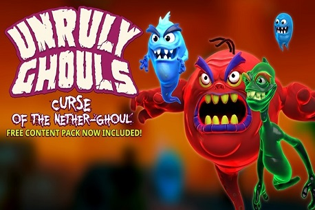 Unruly Ghouls (Oculus Rift)