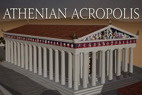 Athenian Acropolis (Oculus Rift)
