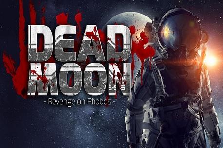 Dead Moon - Revenge on Phobos (Oculus Rift)