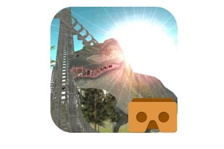 Jurassic Roller Coaster VR (Google Cardboard)