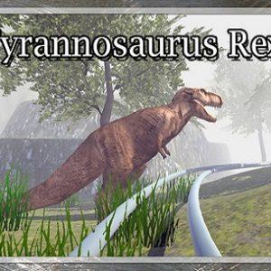 Real Dinosaur Rollercoaster Vr Image