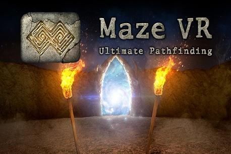 Maze VR: Ultimate Pathfinding (Gear VR)
