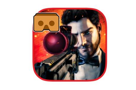 Sniper Marksman Fury 3D VR (Google Cardboard)