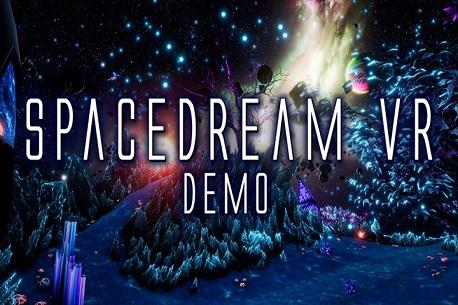 Space Dream VR Demo (Oculus Rift)