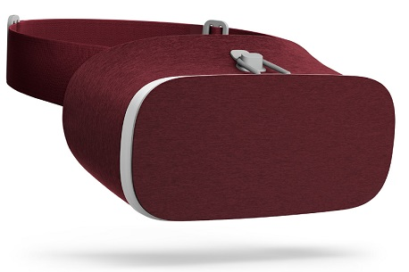 Google Daydream View (Mobile VR Headset)